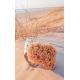 12 cm natūrali Viduržemio jūros kempinė kūno higienai